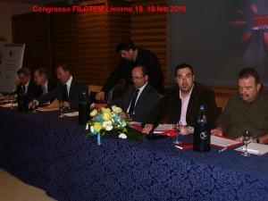 Cong. FILCTEM presidenza