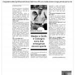 articolo Strazzullo corriere di livorno 10/02/10