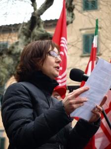 Erica- manifestazione 12 marzo 2010