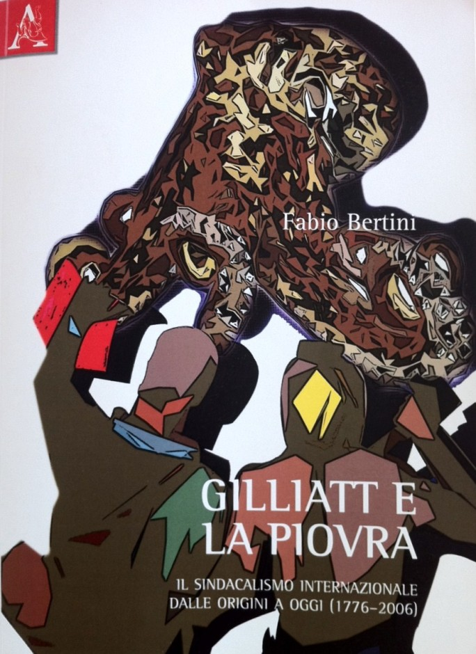 libro Gilliat e la piovra