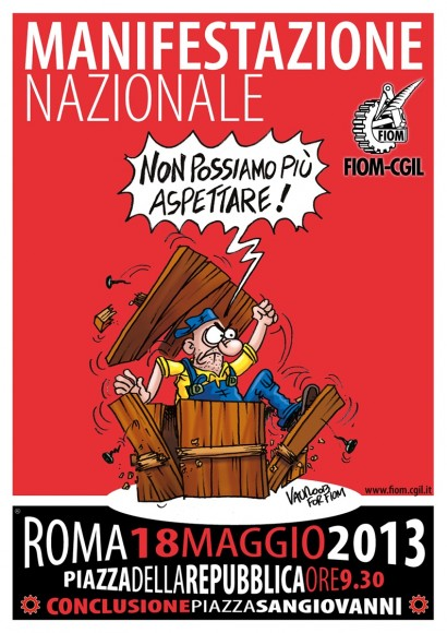 fiom 18 maggio 2013