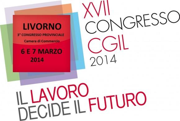 Logo 17° Congresso CGIL