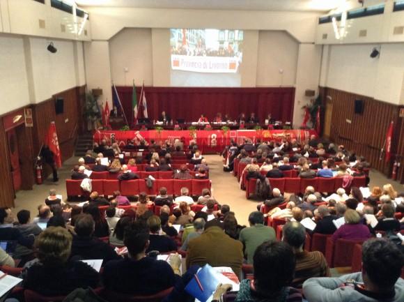 Congresso cgil 2014