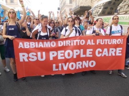 people care livorno