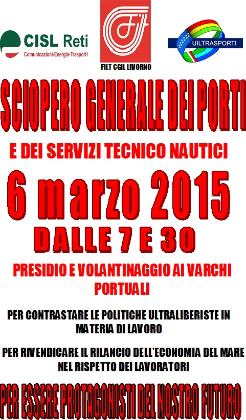 Immagine SCIOPERO FILT 6-3-15