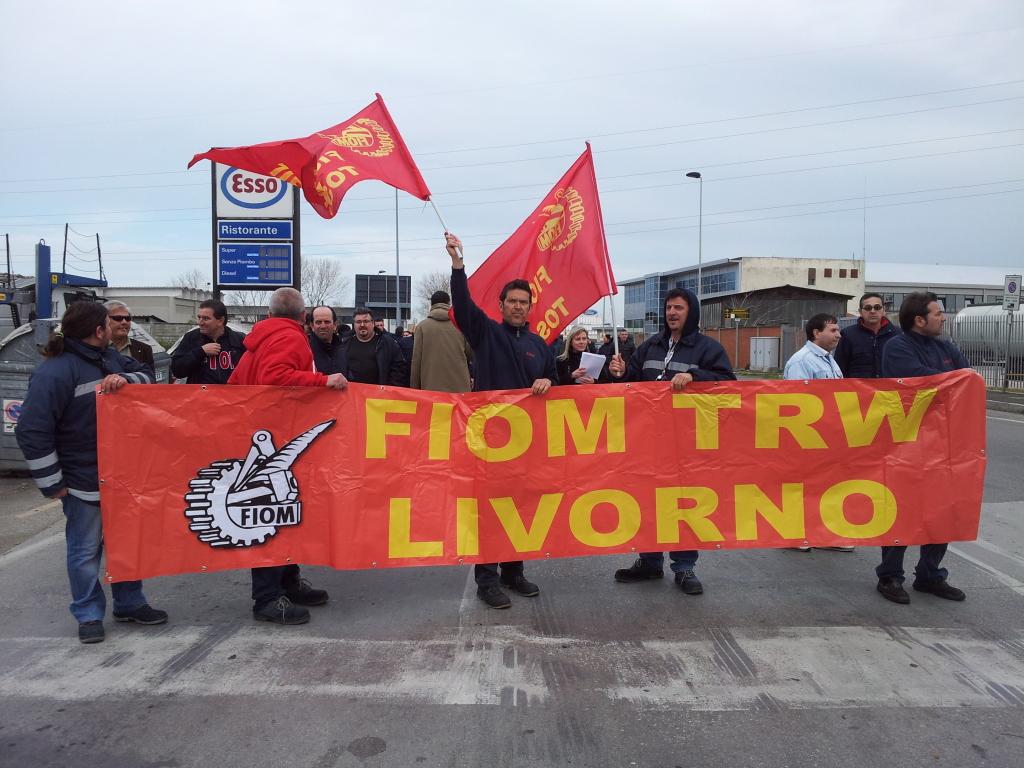 Sciopero Livorno 20