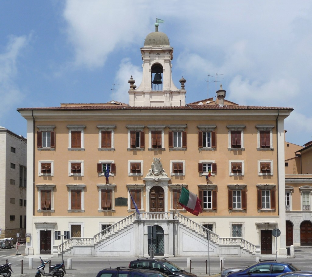 Livorno,_Palazzo_Comunale