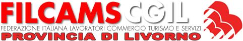 Filcams Cgil logo lungo