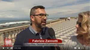"""L'intervista di """"Toscana Lavoro"""" al segretario generale Cgil Livorno Fabrizio Zannotti: tra porto, sicurezza sul lavoro e abbandono aree ex Delphi-Trw"""