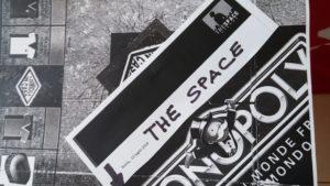 """Conferenza stampa licenziamenti The Space, Slc-Cgil: """"Pronti a tutto per farli ritirare. Azienda falsa come i soldi del Monopoli"""""""