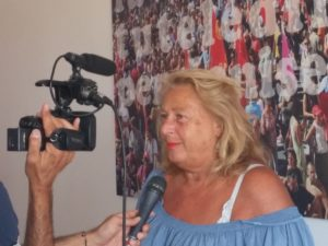 Morti sul lavoro, sicurezza, formazione: Patrizia Villa della segreteria generale Cgil Livorno intervistata da 50 Canale