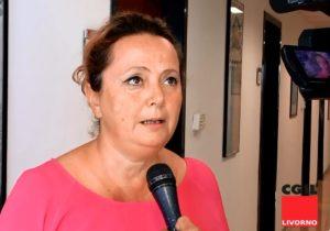 """Monica Cavallini intervistata da 50Canale su cambi d'appalto e tutela occupazionale. Appello a Asa: """"Garantisca clausola di salvaguardia"""""""