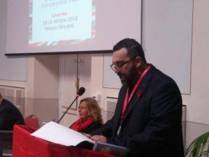 Si conclude il IV Congresso Cgil provincia di Livorno: Fabrizio Zannotti confermato alla guida dell'organizzazione. Il documento politico