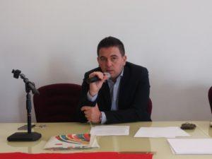 """Filippo Bellandi confermato segretario provinciale Nidil-Cgil di Livorno: """"Subito al lavoro per difendere i più deboli"""""""""""