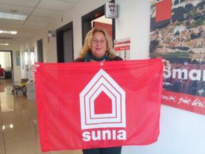 Patrizia Villa eletta all'unanimità segretaria provinciale Sunia (Sindacato unitario nazionale inquilini e assegnatari)