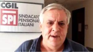 Enrico Pedini confermato segretario provinciale Spi-Cgil Livorno. In segreteria Giuseppe Bartoletti e Franca Taddei