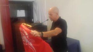 Fiom-Cgil provincia di Livorno, finito il congresso a Piombino: David Romagnani confermato segretario