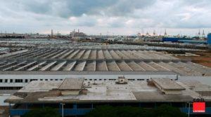 """Aree ex Trw, il video del drone Cgil. Zannotti: """"Urgente dare una nuova vita industriale a quelle aree"""""""
