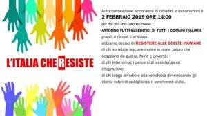 """""""L'Italia che resiste"""", la Cgil provincia di Livorno aderisce con convinzione all'iniziativa in programma il prossimo 2 febbraio alle ore 14"""