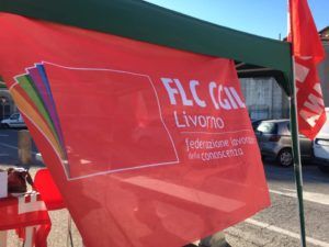 Livorno, lavoratori Istituto Vallauri in assemblea: proclamato lo sciopero
