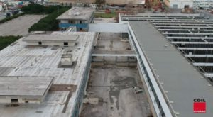 """Rave party nell'ex Trw, Patrizia Villa: """"Inaccettabile che a distanza di 5 anni dalla chiusura della fabbrica l'area sia in abbandono totale"""""""
