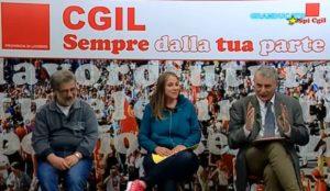 Servizio civile in Cgil, orientamento al lavoro, formazione, lavori sottopagati: Giulia Biagetti e Nicola Triolo a GranducatoTV