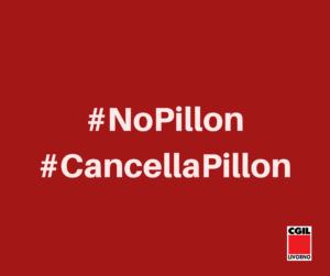 NO AL DDL PILLON: LE INIZIATIVE IN PROGRAMMA MARTEDÌ 23 LUGLIO