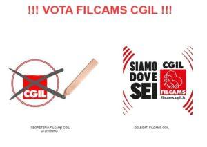 25-26 SETTEMBRE ELEZIONE RSU MERCATO DI LIVORNO UNICOOP TIRRENO: VOTA FILCAMS-CGIL!