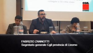 "PORTO, LOGISTICA E ACCORDI DI PROGRAMMA: L'INTERVENTO DI FABRIZIO ZANNOTTI A ""SPEAK UP"" (VIDEO)"