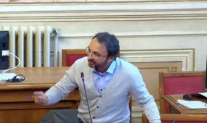 LAVORATORI AVR, L'INTERVENTO IN COMMISSIONE CONSILIARE DI GIOVANNI GOLINO