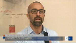 🔴 CORONAVIRUS, TRASPORTO MERCI E SICUREZZA DEI LAVORATORI: L'INTERVISTA DEL TGR TOSCANA A GIUSEPPE GUCCIARDO (VIDEO)