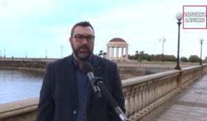 """TURISMO, INFRASTRUTTURE, SIDERURGIA: FABRIZIO ZANNOTTI INTERVISTATO DA """"TOSCANALAVORO"""" (VIDEO)"""