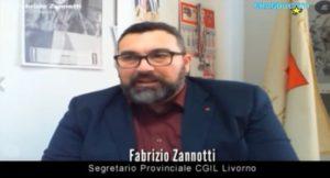 LAVORO STABILE, CONTRATTI PIRATA, LEGGE SULLA RAPPRESENTANZA: FABRIZIO ZANNOTTI A GRANDUCATO TV (VIDEO)