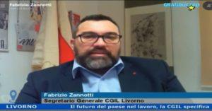 PRECARIATO, COSTO DEL LAVORO E SUSSIDI: FABRIZIO ZANNOTTI A GRANDUCATO TV (VIDEO)