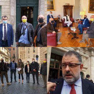VERTENZA JSW, SEGRETERIE FIM FIOM UILM E UGLM RICEVUTE A ROMA DA ALCUNE DELEGAZIONI PARLAMENTARI