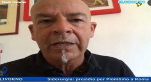 FUTURO DELLA SIDERURGIA PIOMBINESE, DAVID ROMAGNANI A GRANDUCATO TV