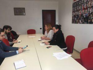 """Conferenza stampa riduzione spazi vendita Ipercoop """"Fonti del Corallo"""""""