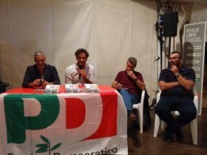 Zannotti alla festa dell'Unità di Livorno: tra Jobs Act, caporalato industriale e contratti di livello europeo