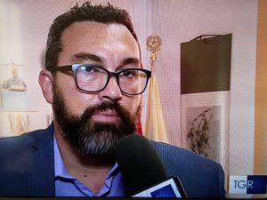 """""""L'aumento degli iscritti? Merito delle categorie e dei nostri servizi"""". Il segretario generale Cgil Livorno Fabrizio Zannotti intervistato da Rai e 50Canale"""