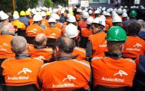 Arcelormittal e acquisizione dell'Ilva, i coordinatori Fim, Fiom e Uilm dello stabilimento piombinese hanno incontrato i vertici aziendali