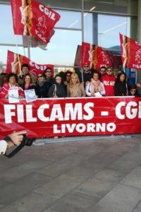 IV Congresso provinciale Filcams-Cgil, 12 ottobre, Palazzo Pancaldi (Livorno)