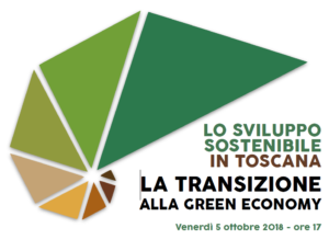 Transizione alla Green economy e Sviluppo sostenibile in Toscana, appuntamento a Piombino il prossimo 5 ottobre alle 17