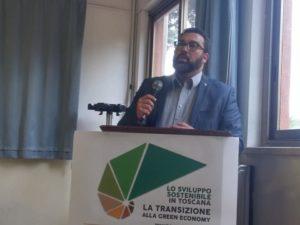 """A Piombino l'iniziativa su green economy e sviluppo sostenibile. Cgil: """"Grande opportunità"""". La presentazione video di Zannotti, Lami, Brotini e Ronchi"""