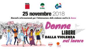 Giornata internazionale per l'eliminazione della violenza contro le donne, la lettera di Camusso Furlan e Barbagallo