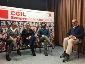 """Rsa Pascoli, Cgil: """"Nessun atto formale che garantisca il futuro alla struttura. E per i lavoratori serve la clausola sociale"""""""
