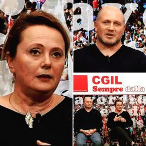 Appalti, dumping contrattuale, sciopero lavoratori Aamps: Cavallini e Ghezzani intervistati su  GranducatoTv