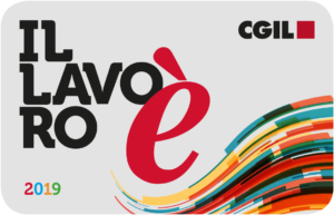 Cgil nazionale, presentata la nuova tessera 2019. In attesa del XVIII Congresso nazionale di Bari.