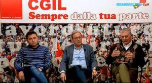 Reddito di cittadinanza, navigator, precarietà, contratti atipici: Riccardo Perosa (responsabile Caaf) e Filippo Bellandi (Nidil) a GranducatoTv