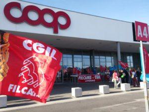 """Sostituì i lavoratori in sciopero con altri dipendenti: Unicoop Tirreno condannata per comportamento antisindacale. Fraddanni: """"Sentenza storica: una vittoria per tutti i lavoratori"""""""
