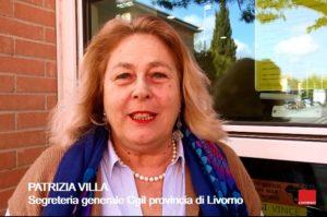 """Cgil Livorno all'incontro organizzato da Africa Academy Calcio: """"Uniti si vince. Against the racism. Against the war. For a free world"""". Il video di Patrizia Villa"""